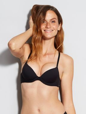 Sutiã Push Up Universal - Preto