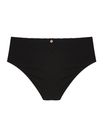 Biquíni Hot Pants Color Block Color Block