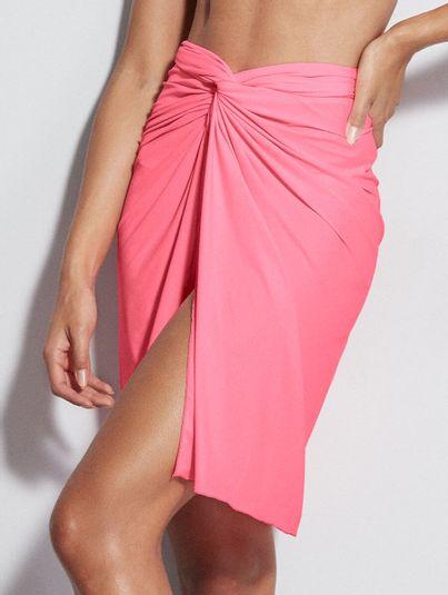 Saída Pareô Pink Khalifa