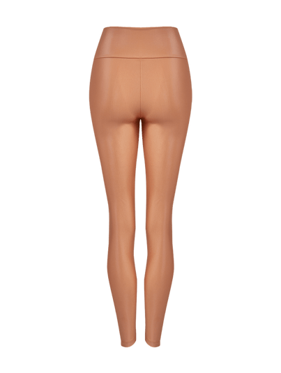 Calça Legging Cirré Rose Gold