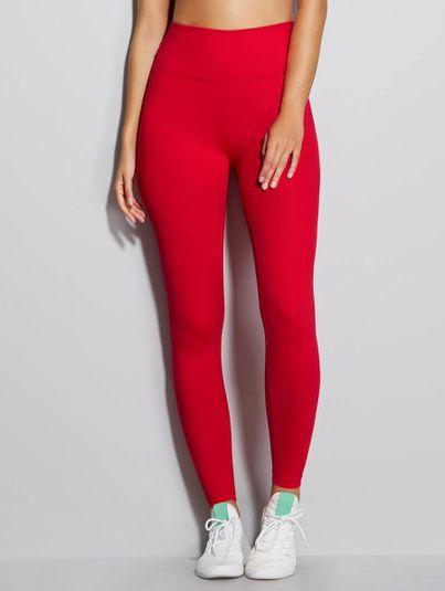 Calça Legging Vermelho Ninja