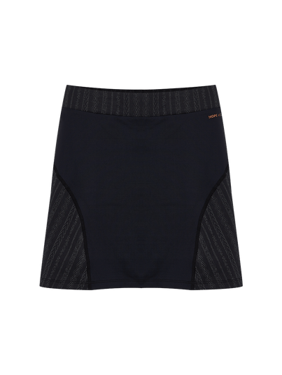 Saia Shorts Runa Preto