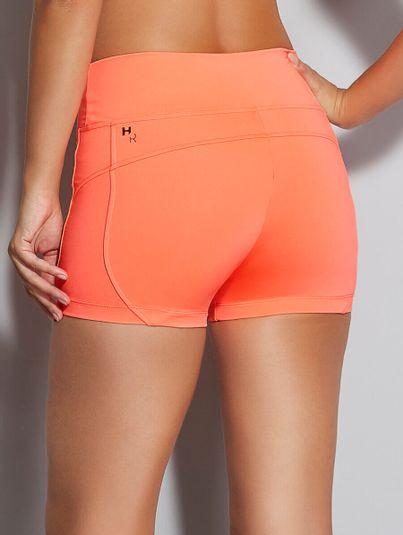 Shorts Fit Laranja Kinkan