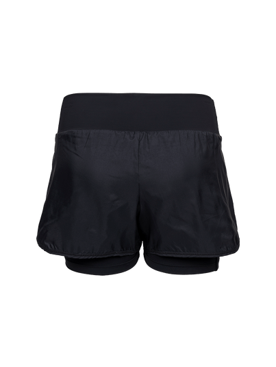 Shorts Runner Bermuda Preto