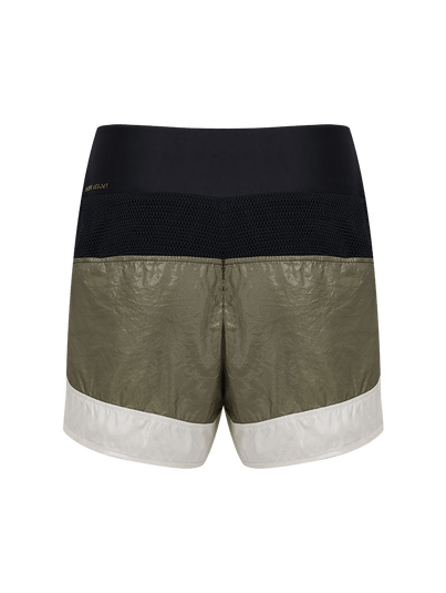 Shorts Runner Slices Army