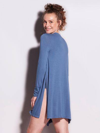 Cardigan Ballet Azul Tulipa