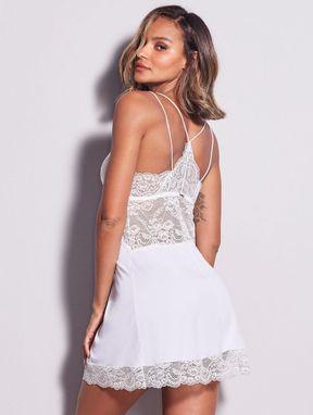 Camisola Cristal Branco