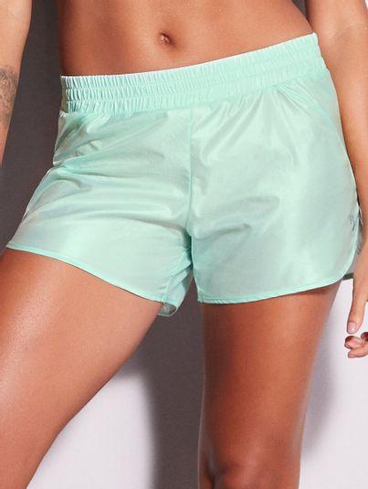 Shorts Runner Verde Mint