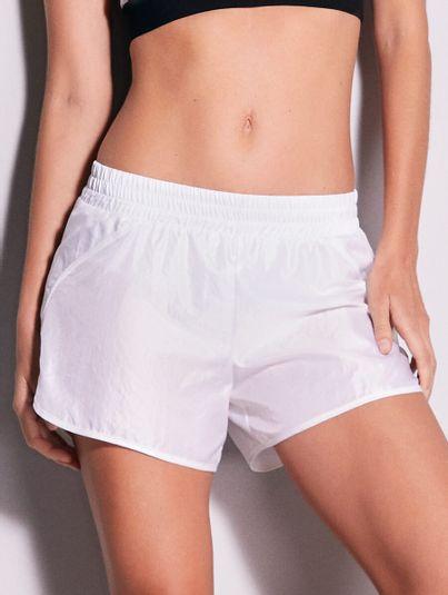 Shorts Runner Branco