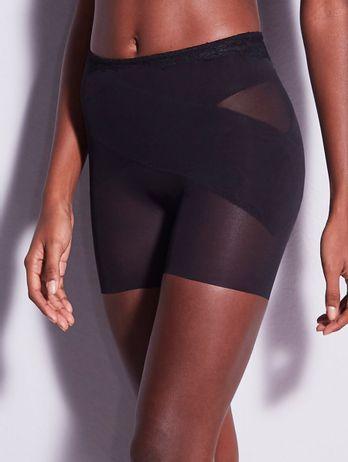 Bermuda Modeladora Lovely Shape / For You Preto