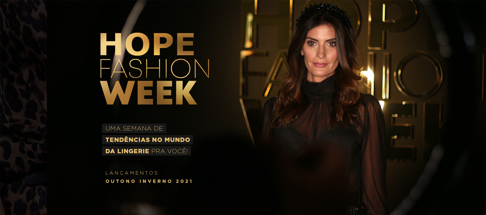 HOPE Fashion Week - Live Experience